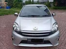 Toyota Agya G 1.0 A/T 2015 Silver