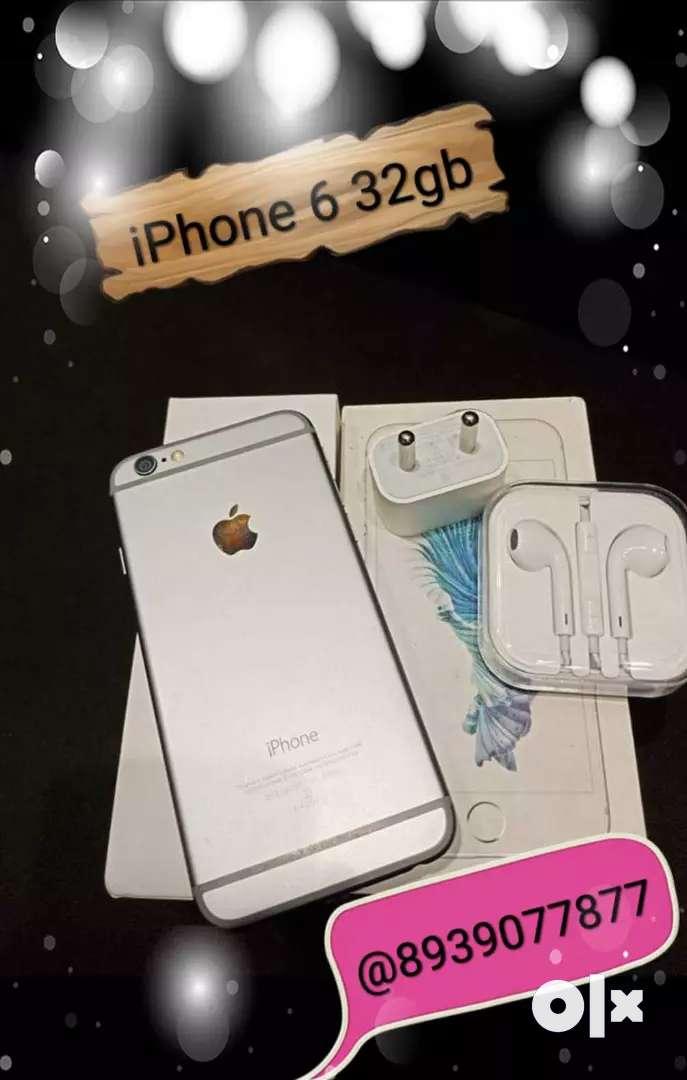 IPhone 6 32gb 0