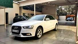 Audi A4 2.0 TDI (177bhp), Premium, 2013, Diesel
