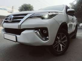 Toyota Fortuner 2.8 2WD AT, 2018, Diesel
