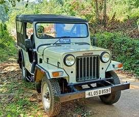 Mahindra Bolero 2001-2010 DI, 1996, Diesel