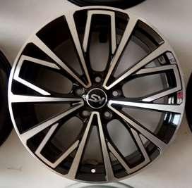 Velg Ring 18-8.0 h5-114.3 et40 bisa buat mobil xpander Inova Camry