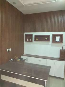 Office Cabin space Fully Furnished 12500/-
