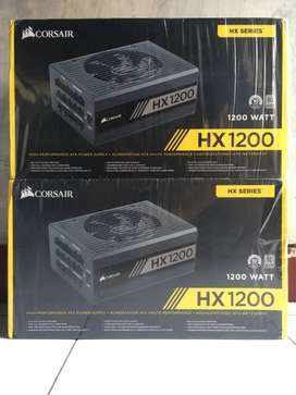 Corsair HX1200 1200 Watt 80+ Platinum Fully Modular (NEW BNIB)