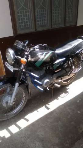 TVS Max 100cc good condition