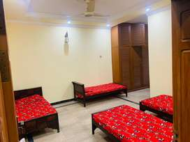 Girls hostel g9/3 MAIN IBNE SINA ROAD near metro AIR,NDU,PIMS.