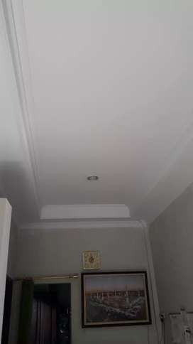 plafon gypsum dan partisi