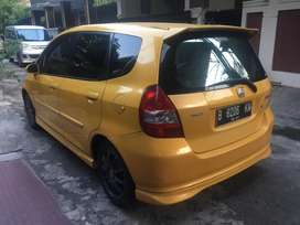 Honda Jazz Vtec Limited Edition Tahun 2005 Automatic Istimewa
