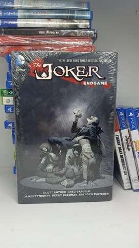 The Joker Endgame