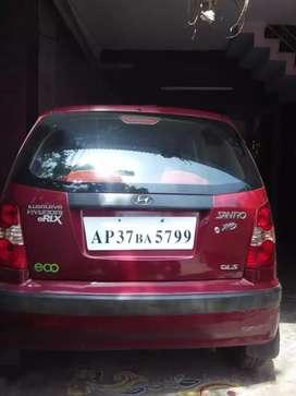Hyundai Santro Xing 2009 Petrol 61000 Km Driven