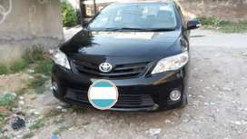 Toyota Corolla xli 2012 converted into gli in mint condition.