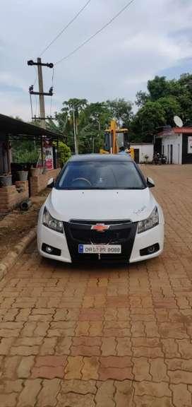 Chevrolet Cruze 8 Diesel Good Condition