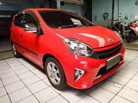 Toyota Agya 1.0G '2015 AT - Merah @ Tangsel