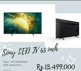 SONY SMART TV ANDROID TV 65inci