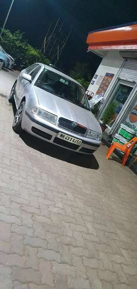 Skoda Octavia 2009 Petrol Good Condition