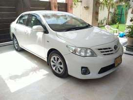 Corolla GLI On Easy Installment & Downpayment
