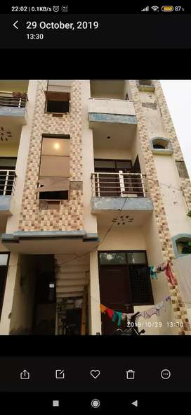2 bhk flat, first floor, ready to move