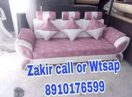 Designer 3 seater Sofa set at low cost