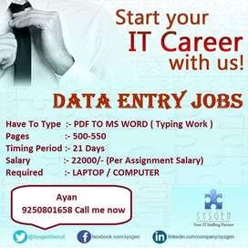 Fantastic data entry work at home based job call me more information