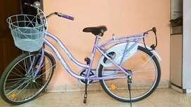 Atlas company girls bicycle