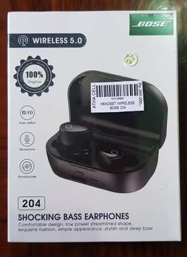Headset Bluetooth Bose Airbud Super Bass