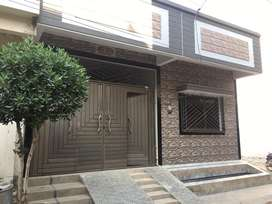 Furished house for investment and residence