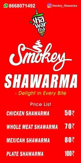 Shawarma master required