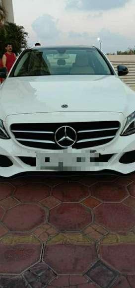 Mercedes-Benz C-Class C 220 CDI Avantgarde, 2018, Diesel