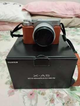Kamera mirrorless Fuji Film Xa-5