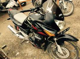 Fully maintained bike in good condition.