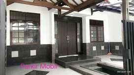 Rumah Siap Huni di tempat asri komp Permata Pamulang, SHM type 120/120