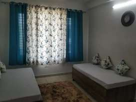 3 BHK fully furnished family working girl