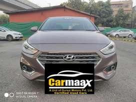 Hyundai Verna CRDi 1.6 SX Option Automatic, 2017, Petrol