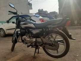 New bike one hand use