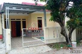 #1984 Rumah siap huni bisa langsung pindahan di Citra Indah City