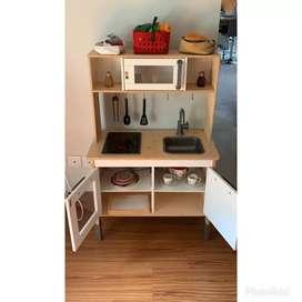Kitchen set IKEA mainan anak