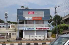 space for rent in new karakkamandapam,near hyundai showroom