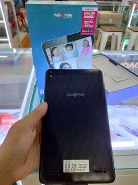 Advan tablet belajar Elite ram 3 internal 16 garansi resmi