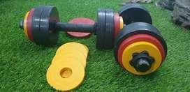 Own Manufactured Adjustable Dumbbell Set