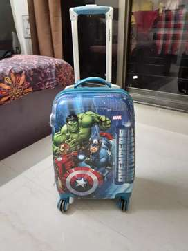 Durable luggage bag for kids