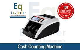 cash counting machine - note checker in Pakistan - 100% detection