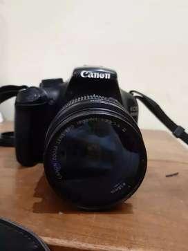 Camera Canon 1100D 18-55mm