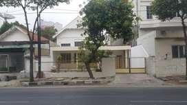 Rumah Pusat Kota Hitung Tanah