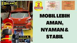 Ready Stock BALANCE Damper AMPUH Buat Mobil Anti Limbung. GARANSI 2Thn