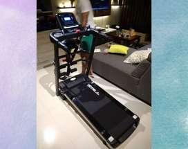 Real pict treadmill elektrik multifungsi Bisa COD bayar di rumah