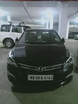 Hyundai Verna 2015 Petrol 15000 Km Driven