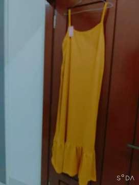 Dress casual 50k - bahan babyterry adem