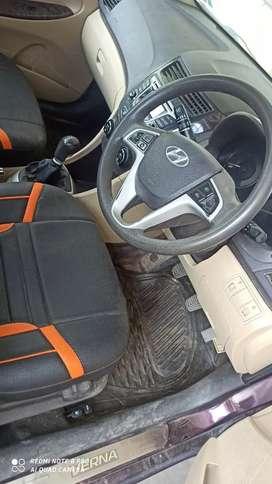 Hyundai Verna 2011 Diesel 102000 Km Driven