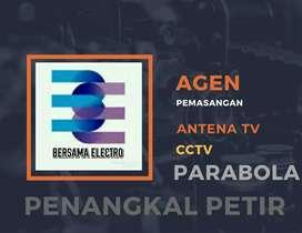 Agen pasang antena tv digital Kota Depok