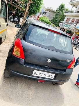 Maruti Suzuki Swift 2006 Petrol Good Condition alloy done